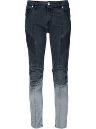 джинсы с эффектом degradé Pierre Balmain