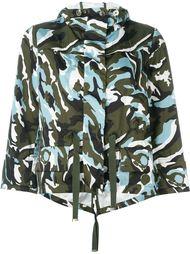 камуфляжная куртка Moncler