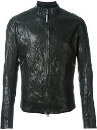 куртка с мятым эффектом  Isaac Sellam Experience