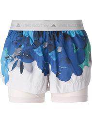шорты 'Running' Adidas By Stella Mccartney