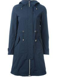 пальто с капюшоном Herno