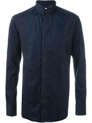 рубашка с панельным дизайном  Armani Collezioni