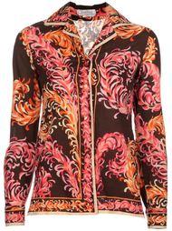 рубашка с узором Emilio Pucci Vintage