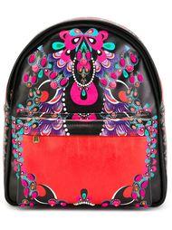 маленький рюкзак с принтом Manish Arora