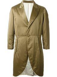 стеганое пальто Jean Paul Gaultier Vintage