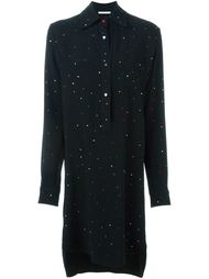 платье-рубашка с удлиненной спинкой Christopher Kane