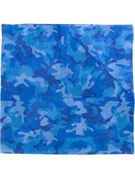 шарф с камуфляжным принтом  Hydrogen