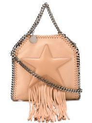 мини сумка-тоут  'Falabella Fringed Star' Stella McCartney