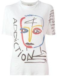 футболка 'Addiction' Jean-Charles de Castelbajac x EachxOther  Each X Other