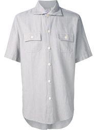 полосатая рубашка с короткими рукавами Levi's Vintage Clothing