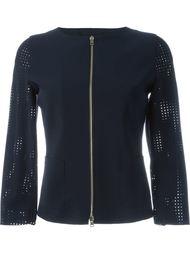 пиджак с перфорацией Herno