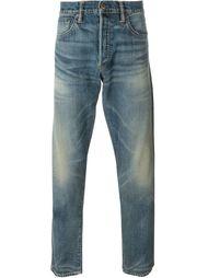 джинсы прямого кроя Simon Miller