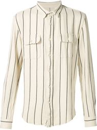 тканая полосатая рубашка  Levi's Vintage Clothing