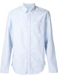 классическая оксфордская рубашка Outerknown