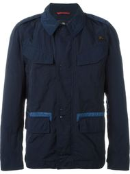 куртка с накладными карманами Fay