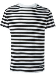 полосатая футболка Les (Art)Ists