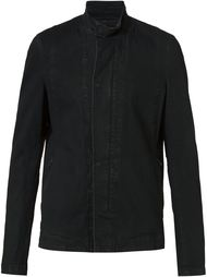 куртка с панельным дизайном на молнии Julius