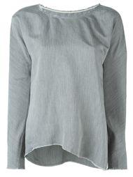 блузка с круглым вырезом Mm6 Maison Margiela