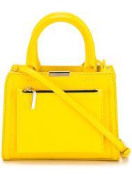 микро сумка через плечо 'City'  Victoria Beckham