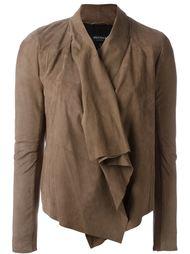 драпированная куртка Muubaa