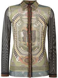 рубашка 'Le Grand Voyage' Jean Paul Gaultier Vintage