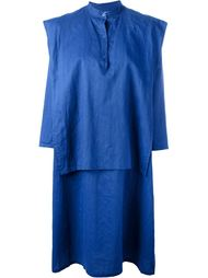 многослойное платье-рубашка Jc De Castelbajac Vintage
