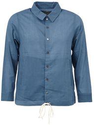 джинсовая рубашка на резинке  By Walid
