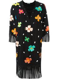 декорированное платье  Au Jour Le Jour