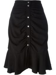 драпированная юбка с оборкой J.W.Anderson
