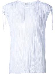 плиссированная блузка Altuzarra