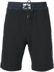 спортивные шорты с контрастным эластичным поясом  Marc Jacobs