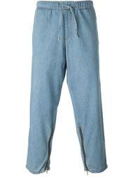 джинсы свободного кроя Alexander McQueen