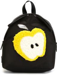 мини рюкзак с яблоком Fendi