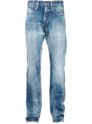 джинсы прямого кроя Prps Noir