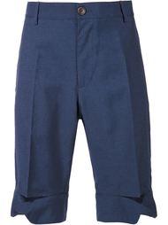 шорты с вырезными деталями Vivienne Westwood Man