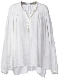 драпированная блузка  Faith Connexion