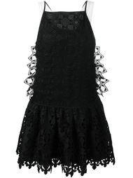 расклешенное платье Nº21