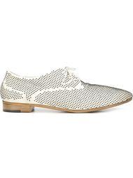 туфли на шнуровке с заклепками Marsèll