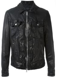 байкерская куртка  Neil Barrett