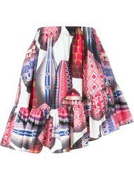юбка с принтом  MSGM
