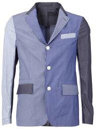 лоскутный пиджак  Wooster + Lardini