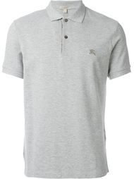 футболка-поло с логотипом  Burberry