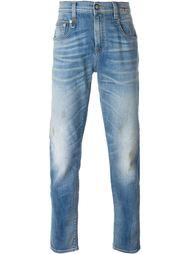 джинсы прямого кроя R13