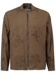 легкая куртка с цветочной вышивкой By Walid