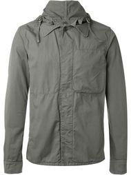 куртка со съемным капюшоном Aspesi