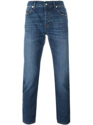 джинсы кроя скинни McQ Alexander McQueen