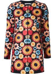 пиджак с цветочной вышивкой Alice+Olivia