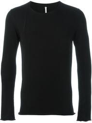 свитер с панельным дизайном  Label Under Construction