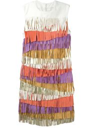 платье с бахромой  Drome