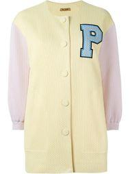 пальто с аппликацией 'P' Peter Jensen